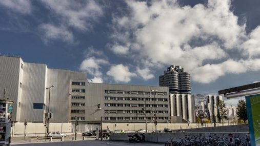 Завод BMW в Германии. Фото go2munich.ru