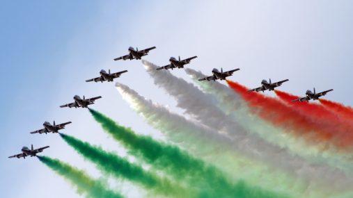Шоу «Aero India» 2019. Фото amazonaws.com